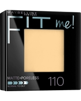 Maybelline Fit Me Matte + Poreless Powder 110 Porcelain 0.29 oz