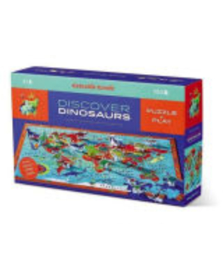 Discover Dinosaurs Giant 100 pc puzzle