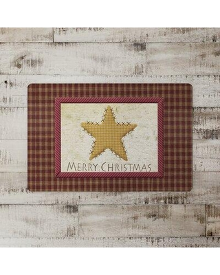 Shop Deals For The Holiday Aisle Streicher Merry Christmas Kitchen Mat Synthetics In Red Size 27 H X 18 W X 1 D Wayfair 12989d5fba8847e5afd6352c7e68d9c4