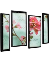 Deals On Red Barrel Studio Quince Blossom Photographic Print In Brown Green Pink Size 24 H X 32 W X 0 1 D Wayfair Rdbs1980 27801919