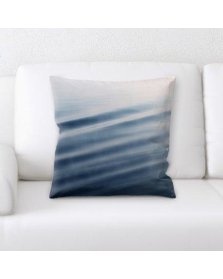 East Urban Home Water Throw Pillow W000318898