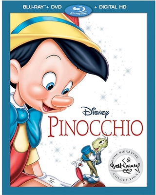 Pinocchio Blu-ray Combo Pack Official shopDisney