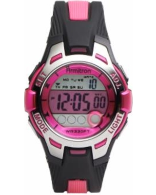 Armitron Armitron Women's Digital Chronograph Watch, Size: Small, Pink from  Kohl's | People