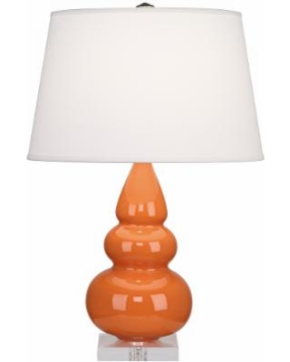 Check Out These Major Deals On Robert Abbey Triple Orange Glazed