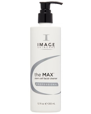 Image Skin Care The Max Stem Cell Facial Cleanser, Face Wash for All Skin Types, 12 Oz