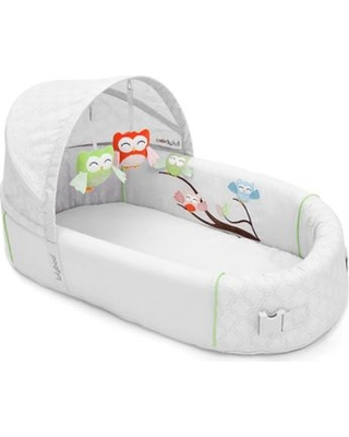 Don t Miss This Deal on Lulyboo Owl Bassinet to-go Premium™ Travel Bed 081d4e21f