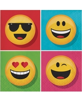 Show Your Emojions Napkins, 16 pk