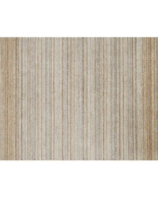 """Ivy Bronx Fienley Hand-Loomed Silver/Gold Area Rug IVYB1863 Rug Size: Rectangle 9'6"""" x 13'6"""""""