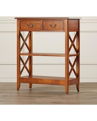 Darby Home Co Clement 2 Drawer Nightstand DBHC7370