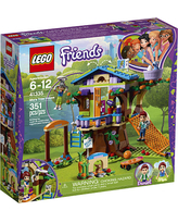 LEGO Friends - Mia's Tree House - Building & Construction for Ages 6 to 12 - Fat Brain Toys