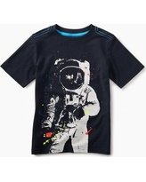 Tea Collection Astronaut Graphic Tee
