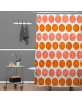 Brayden Studio Flemings Shower Curtain BRSD9506