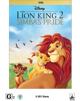 The Lion King II: Simba's Pride DVD Official shopDisney
