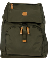 Bric's X-Bag Travel Excursion Backpack - Green