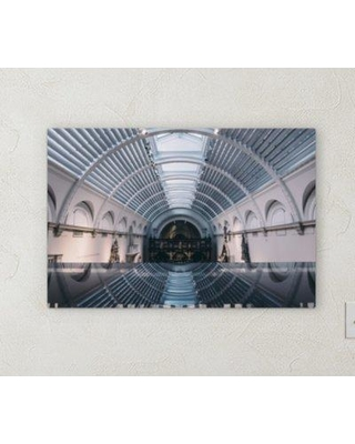 """Ebern Designs 'All Reflections' Photographic Print on Wrapped Canvas BI072077 Size: 30"""" H x 40"""" W x 2"""" D"""