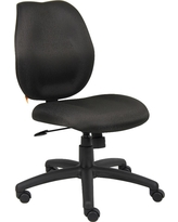 Task Chair Black - Boss Office Products