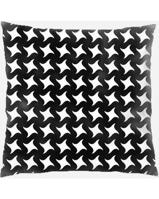 East Urban Home Seamless Throw Pillow W000170835 Location: Indoor