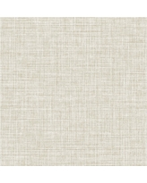 Shop Deals On Brewster Barbary Multicolor Crosshatch Texture Paper Strippable Wallpaper Covers 56 4 Sq Ft Multi Color