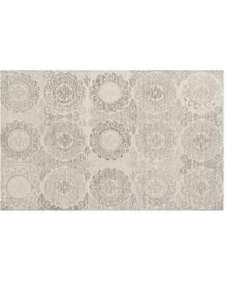 Remarkable Deals On Kendyl Hand Tufted Wool Rug 9 X 12 Gray