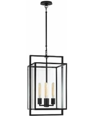 Visual Comfort and Co. Ian K. Fowler Halle 14 Inch Cage Pendant - S 5192AI-CG