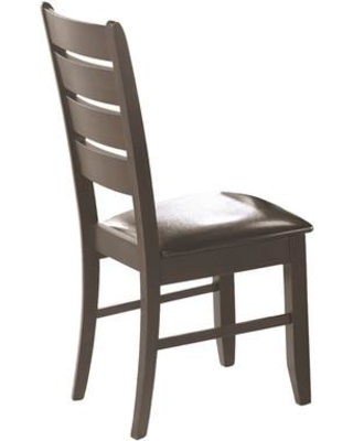 Wildon Home® Corrigan Side Chair CST9041 Finish: Cappuccino