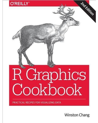 R Graphics Cookbook - 2nd Edition by Winston Chang (Paperback)
