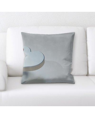 East Urban Home Puzzle Throw Pillow W001009124