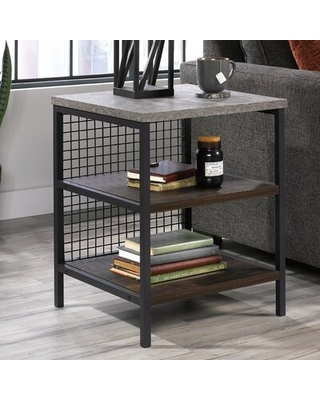 Here S A Great Price On Noemi End Table With Storage Mercury Row