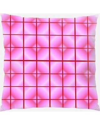 Rug Tycoon Throw Pillow PW-pink-893040
