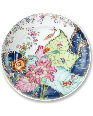 New Shopping Special: Mottahedeh Dinner Plate, Tobacco Leaf