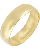Women's Bon Levy Wedding Band Ring, 6Mm (Nordstrom Exclusive)
