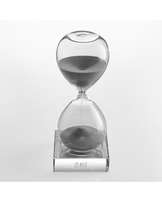 Personalized Hourglass