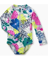 Tea Collection Baby Rash Guard One-Piece