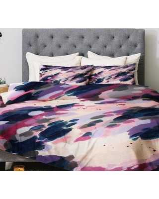 East Urban Home Laura Fedorowicz Beauty in the Storm Comforter Set ETHF3742 Size: Queen