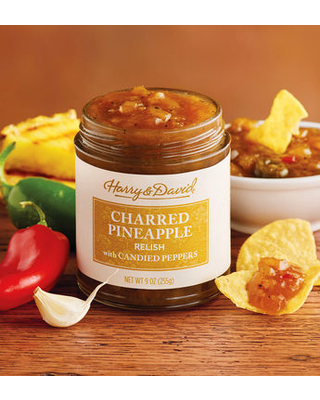 Charred Pineapple Relish by Harry & David