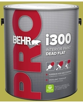 Don T Miss These Deals On Behr Pro 1 Gal P350 3 Green Charm Dead Flat Interior Paint