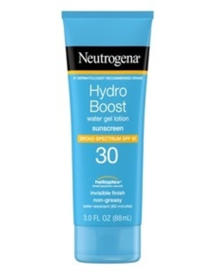 Neutrogena Hydro Boost Moisturizing Sunscreen Lotion, SPF 30, 3 oz | CVS