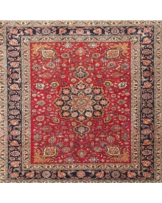 Huge Deal On Bloomsbury Market Dunlevy Traditional Red Blue Beige Area Rug Wool Polyester In Red Blue Ivory Size Round 3 Wayfair