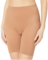 Flexees Womens Maidenform Cover Your Bases Smoothing Slip Short DM0035