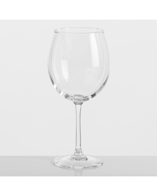 Everyday Red Wine Glasses 4 Pack by World Market