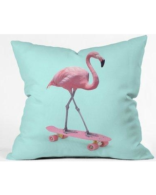 d7737756b4bf Shopping Special: East Urban Home Paul Fuentes Skate Flamingo Indoor ...