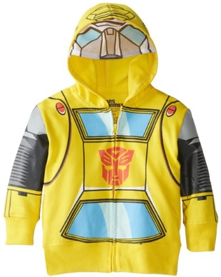Bumblebee Adaptive Costume for Kids 3T-4T Size Extra Small