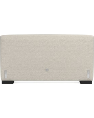 Robertson Headboard Only, King, Perennials Performance Chenille Weave, Ivory