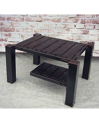Amazing Deal On Hand Forged Table Steampunk Table Loft Table Loft