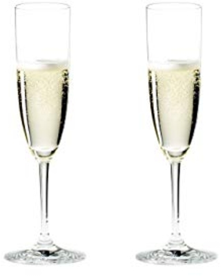Riedel VINUM Champagne Glasses, Set of 2