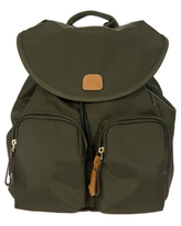 Bric's Piccolo X-Travel City Backpack - Green
