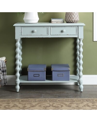 Sparks Console Table Highland Dunes