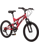 "20"" Mongoose Jigsaw Boys' Mountain Bike"
