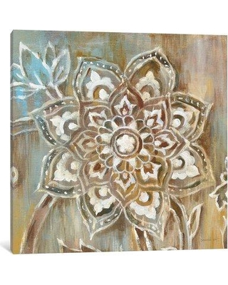Amazing Winter Deal East Urban Home Henna Ii Painting Print On