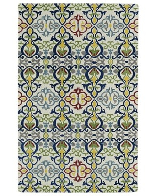 """Anns Area Rug Charlton Home Rug Size: Rectangle 3'6"""" x 5'6"""""""